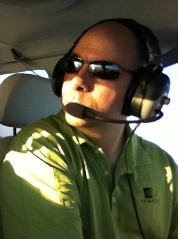 Charley piloting