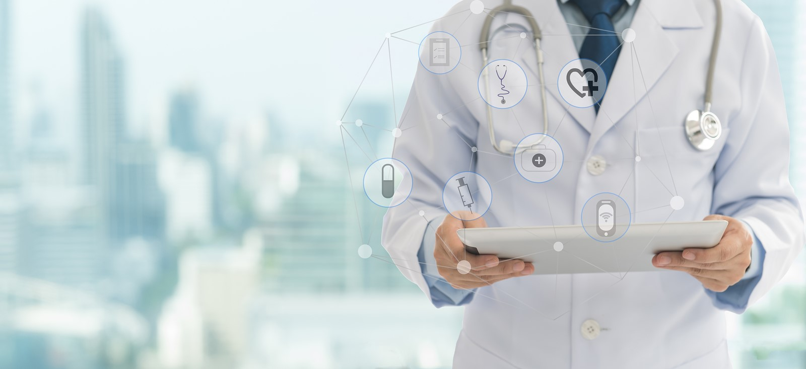 Digital Transformation in the Healthcare Supply Chain: Exploring the Possibilities